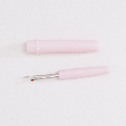 Seam ripper, a small tool to unpick stitches