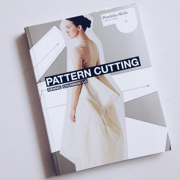 Book review Pattern Cutting by Dennic Chunman Lo