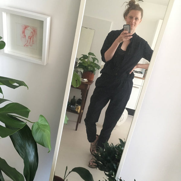 DIY wardrobe inspiration for slow fashion October