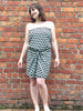 PDF Sewing Pattern - Kitsune Strapless Dress