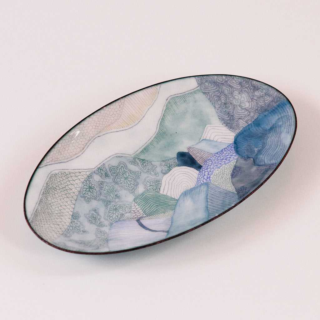 Landscape Bowl, Oval Rock Slide
