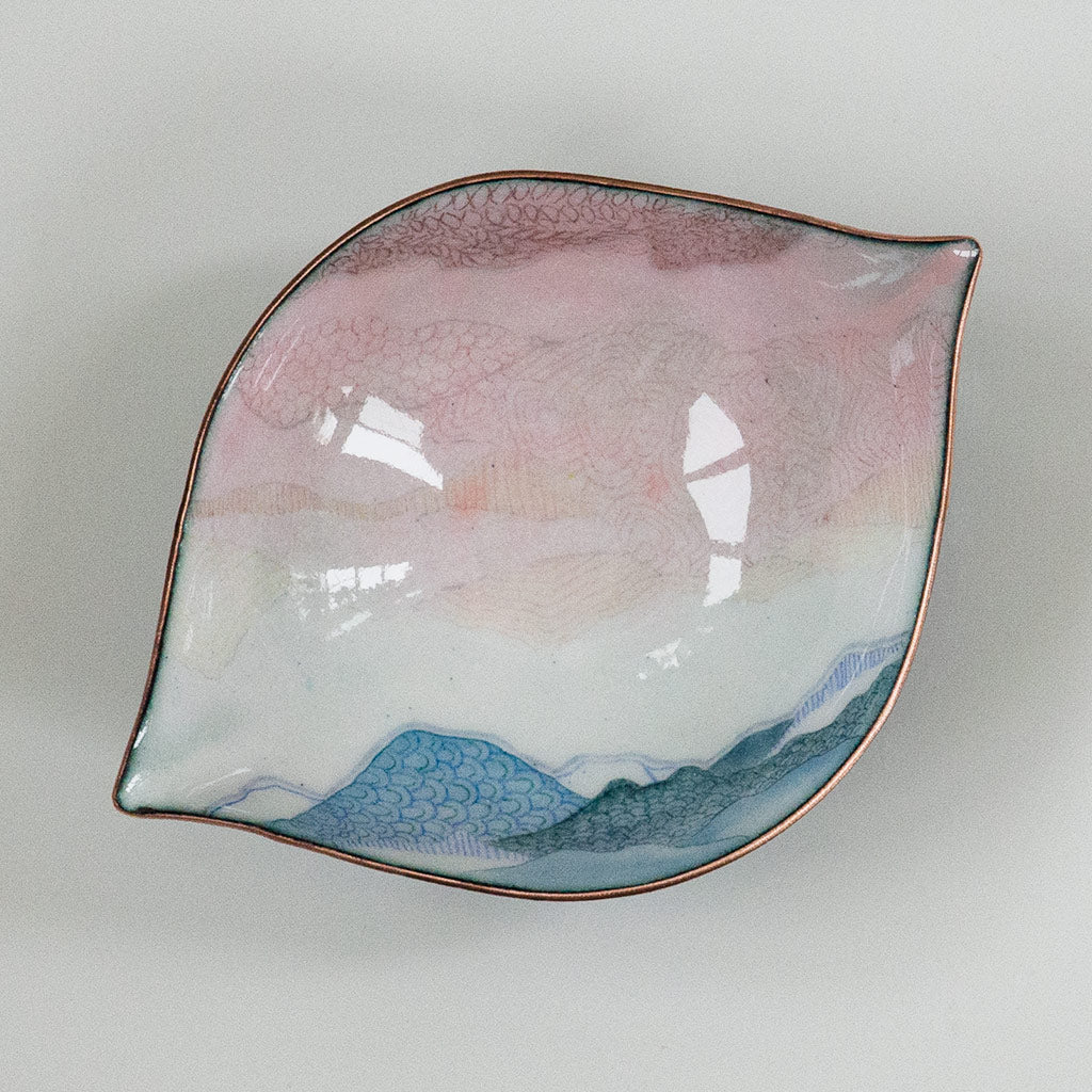 Landscape mini bowl, Calm Horizon