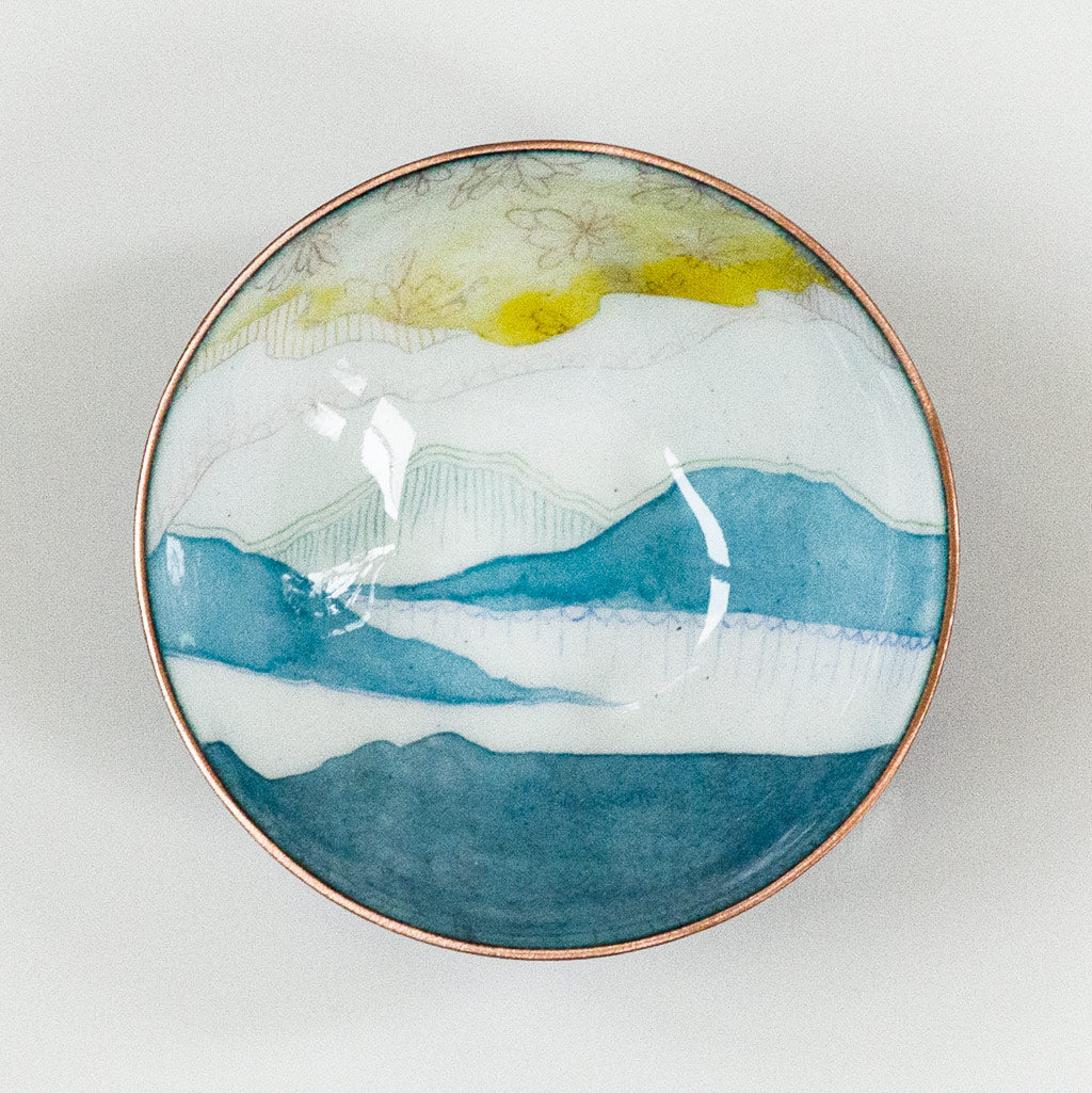 Landscape Mini Bowl, Sunshine Dreams