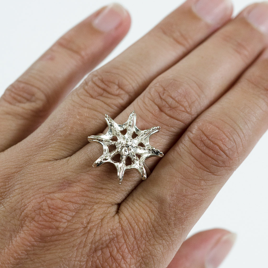 Sea Star Siren Ring