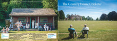 The Country House Cricketer - raising money for Parkinson's research
