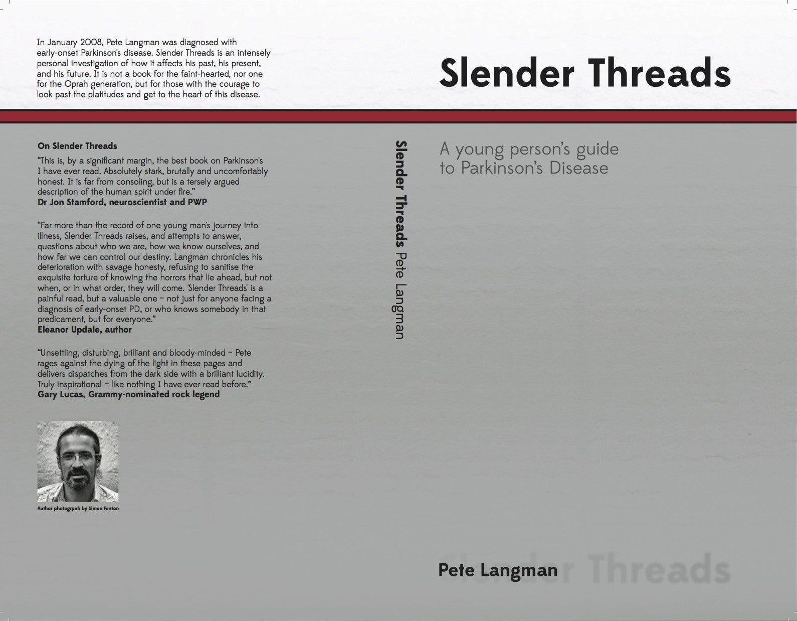 Slender Threads: a young person's guide to Parkinson's disease