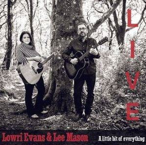 Lowri Evans & Lee Mason, A Little Bit of Everything