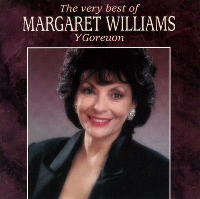 Margaret Williams, The Very Best of|Margaret Williams, Y Goreuon