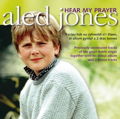 Aled Jones, Hear My Prayer