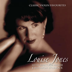 Louise Jones, Classic Violin Favourites