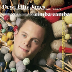 Dewi Ellis Jones, Zimba Zamba (Solo Percussion)
