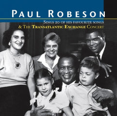 Paul Robeson, Sings 20 Favourite Songs