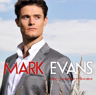 Mark Evans, The Journey Home (Deluxe Edition)