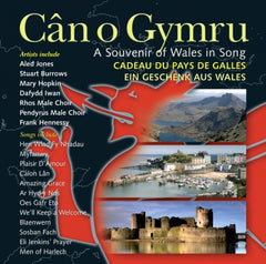 A Souvenir of Wales in Song|Can o Gymru