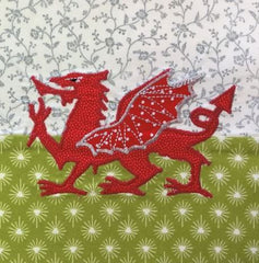 Welsh Dragon|Draig Goch