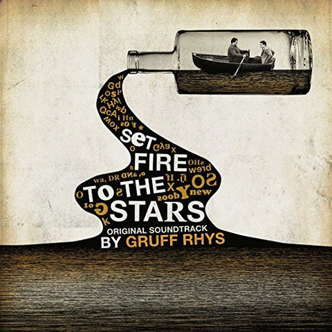 Set Fire To The Stars, Original Soudtrack by Gruff Rhys