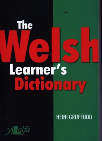 The Welsh Learner's Dictionary (Pocket)|The Welsh Learner's Dictionary (Poced)
