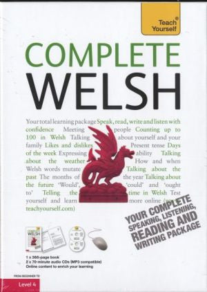 Complete Welsh (Book and 2 Audio CD)