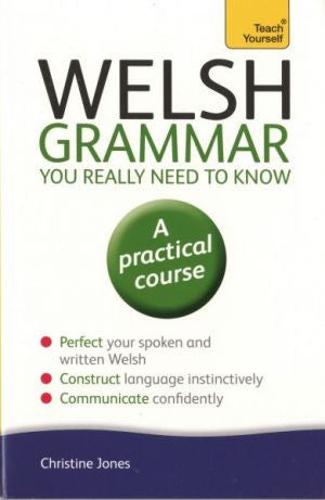 Welsh Grammar: Practical Course