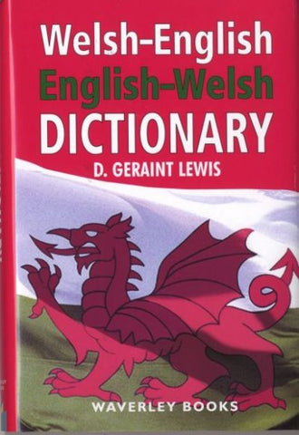 Welsh-English/English-Welsh Dictionary