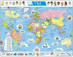 The World Jigsaw|Jig-so y Byd