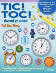 Tic! Toc!, Dweud yr Amser/Tell the Time