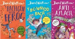 Pecyn David Walliams i Blant