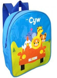 Cyw Backpack|Bag Cefn Cyw