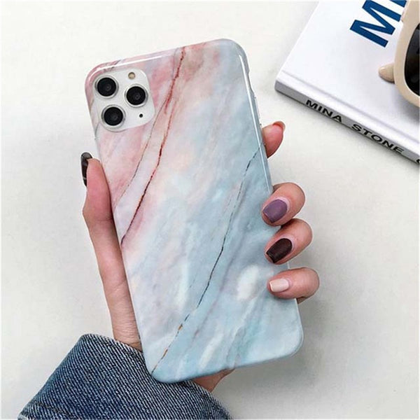 Marble Stone Case for any iPhone