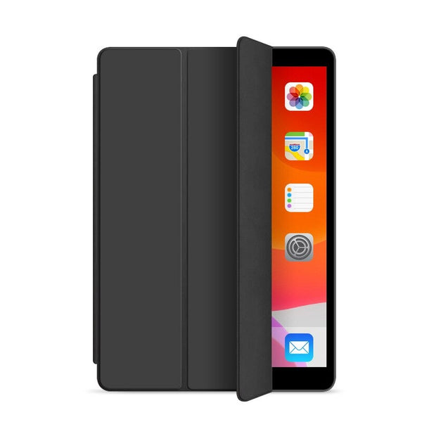 Black Soft Silicone Case for any iPad