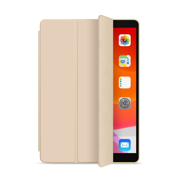 Gold Soft Silicone Case for any iPad