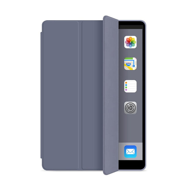 Lavender Soft Silicon Case for any iPad