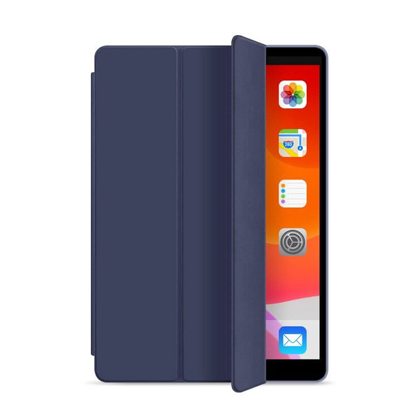Navy Blue Soft Silicone Case for any iPad