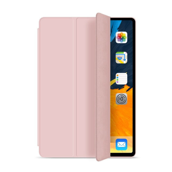 Pink Soft Silicone Case for any iPad