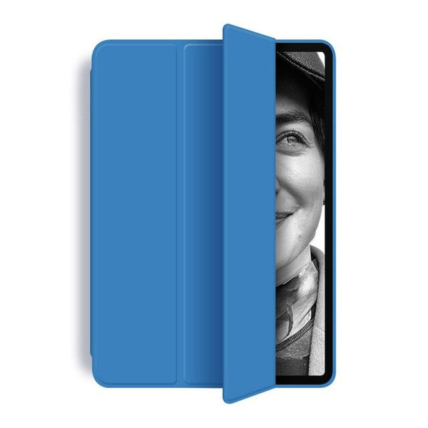 Surf Blue Soft Silicone Case for any iPad