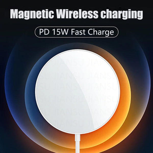 15W Qi Universal Wireless Charger