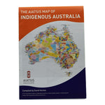 Map of Indigenous Australia - Large
