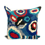 Seven Sisters Blue Cushion