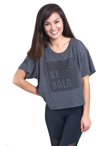 Be Bold Crop Top