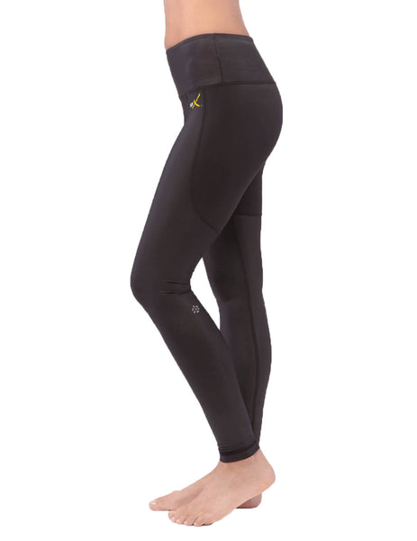 Just Live - High Stride Legging Leather Finish - BollyX - 3