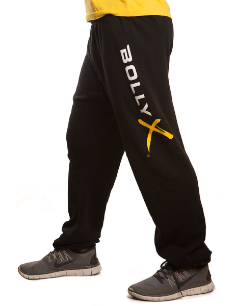BollyX Black Sweatpants - BollyX - 1