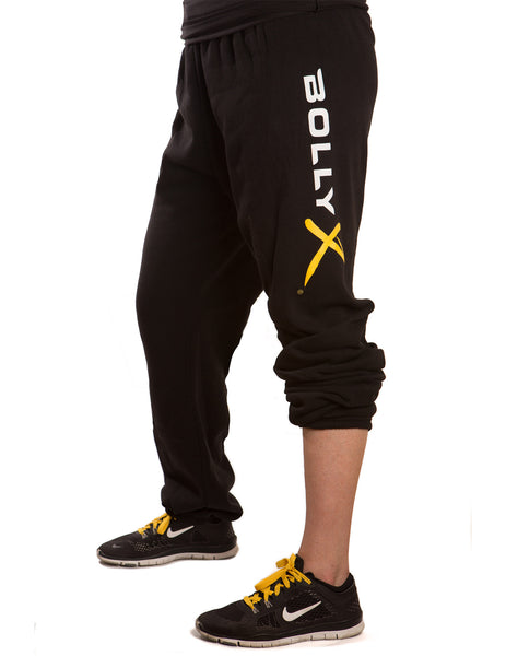 BollyX Black Sweatpants - BollyX - 2