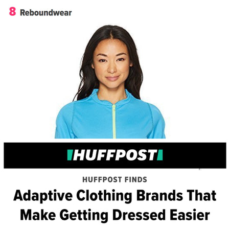 Reboundwear mention in the Huffington Post!
