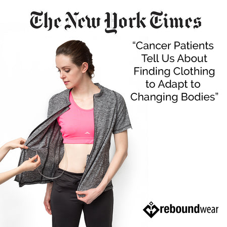 Reboundwear Mentioned in The New York Times!