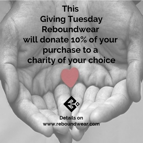 REBOUNDWEAR GIVING TUESDAY