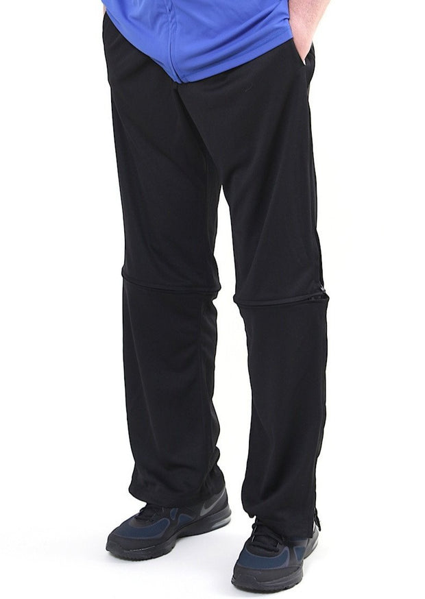 The Camp - Men's Easy Dressing Adaptive Post Surgery Convertible Pants