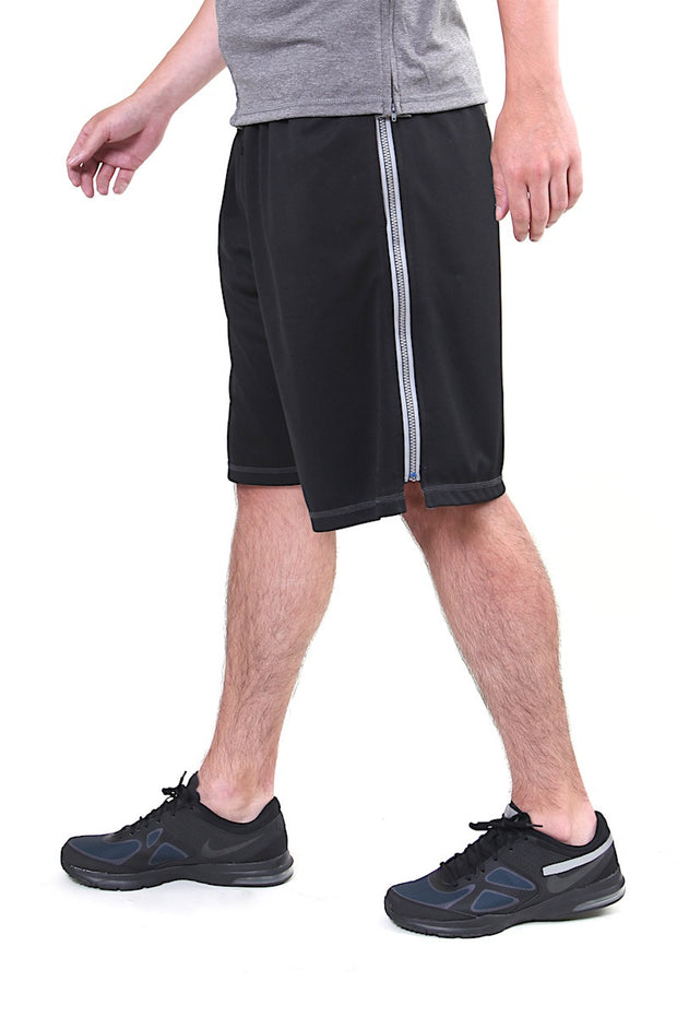 The Phil - Men's Easy Dressing Adaptive Post Surgery Shorts