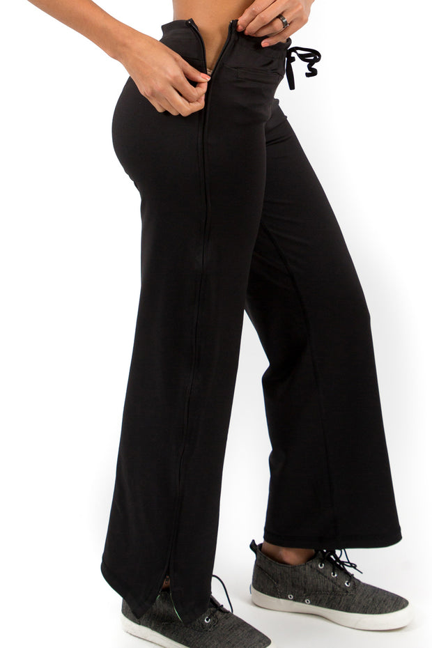 The Molly - Women's Easy Dressing Adaptive Post Surgery Pants