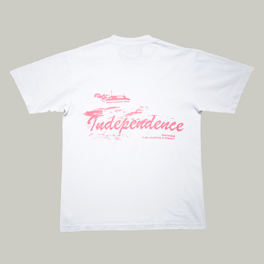 Independence Tee