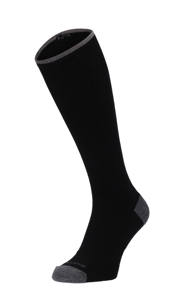 Elevation Heren Compressiekousen Klasse 2 Black